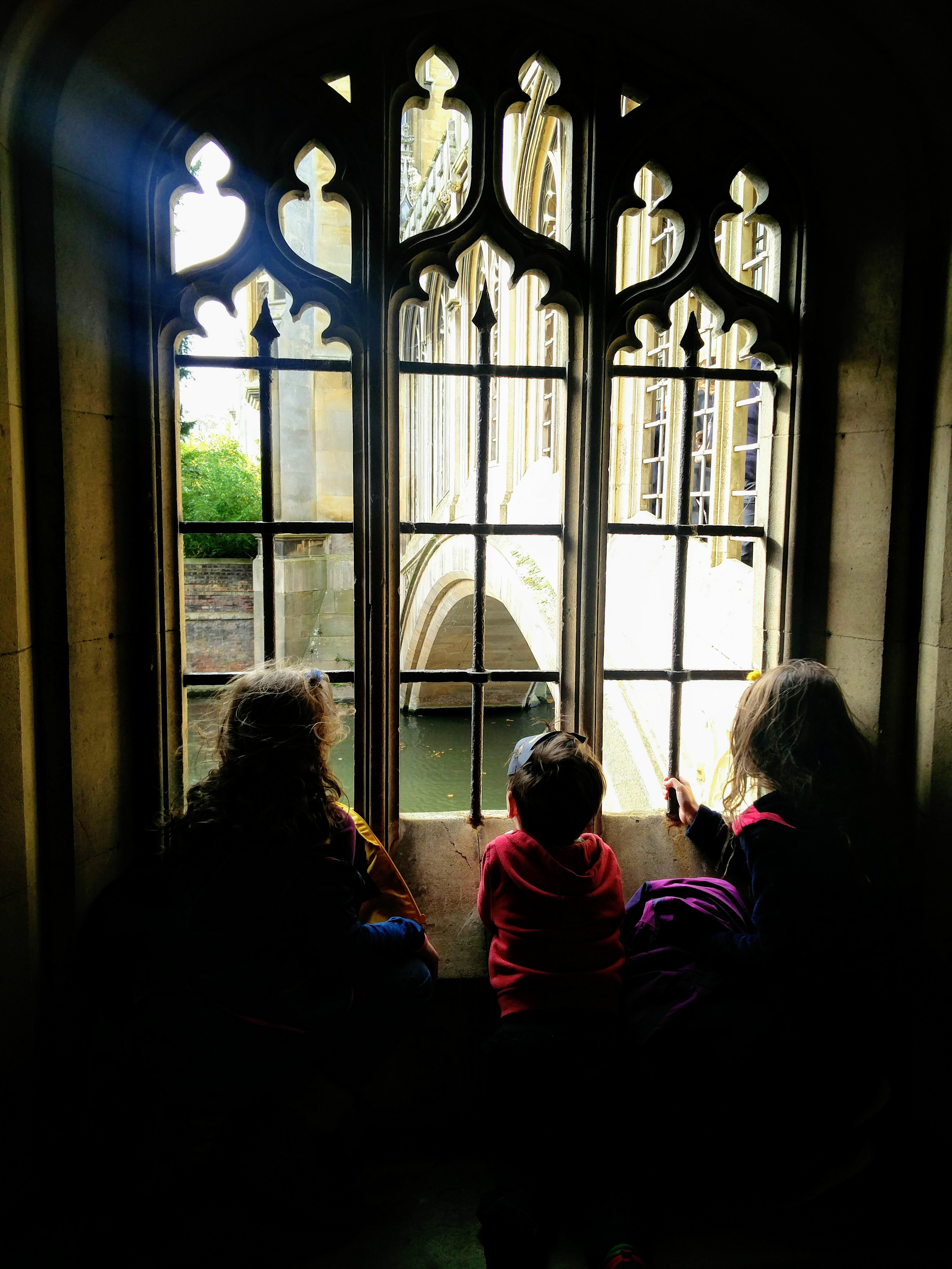 cambridge family tour